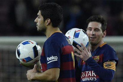 Las conversaciones entre Messi y Suárez sobre la lucha por el Pichichi