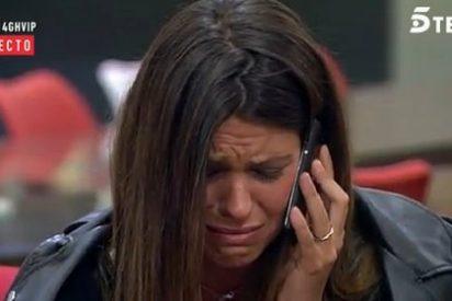 El teléfono erótico de Laura Matamoros y la gran traición del 'pequeño Nicolás' en 'GH VIP 4'