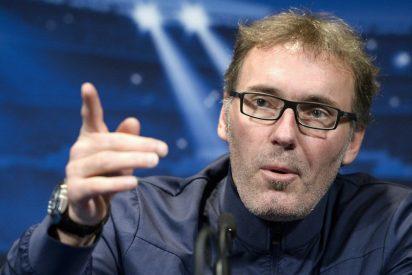"""Laurent Blanc: """"Soy el responsable de la eliminación del PSG en Champions"""""""