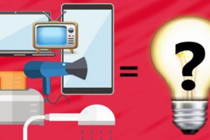 Los 7 aparatos cuyo consumo eléctrico podría sorprenderte: cómo disminuirlo