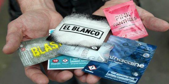 Las mortales imitaciones legales de cocaína, éxtasis y cannabis