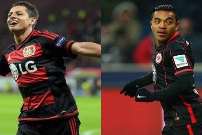 Leverkusen gana y México pierde