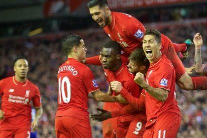 Liverpool, 26 años sin alcanzar la gloria.