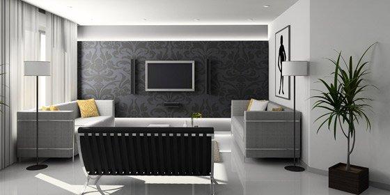 Ideas para decorar las aburridas paredes blancas