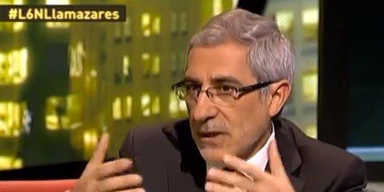 """Gaspar Llamazares: """"Si IU se alía con Podemos es el fin de la izquierda"""""""