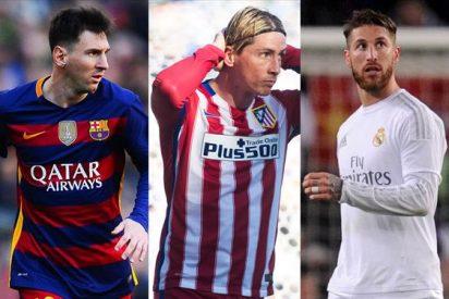 Lo que le queda por jugar a los tres aspirantes a ganar la Liga BBVA