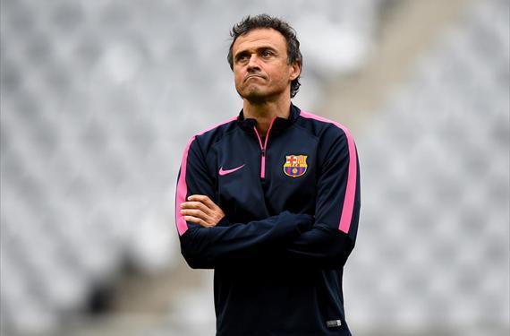 Los cinco problemas que tiene Luis Enrique en el vestuario del Barça