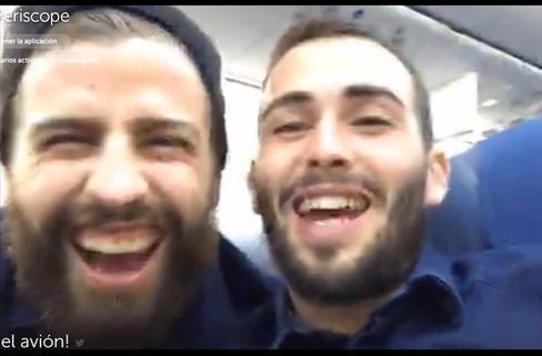 Los jugadores del Barça que aplauden a Sergio Ramos en su polémica con Piqué