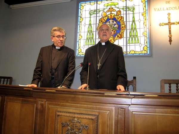 Luis Argüello es elegido nuevo obispo auxiliar de Valladolid