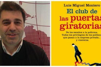 """Luis Miguel Montero (Interviú): """"A la nueva política no le interesa acabar con las puertas giratorias"""""""