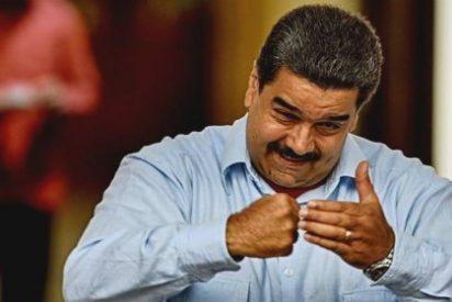 """Maduro carga otra vez contra Rajoy: """"Echamos al imperio español a plomo"""""""