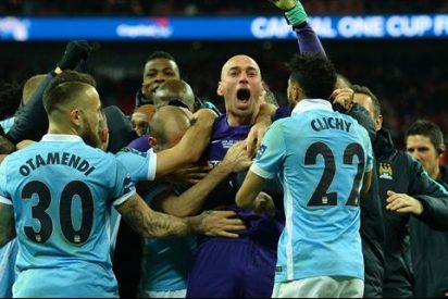 Manchester City arrasa, Madrid gana con dudas.