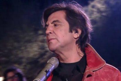 Llanto y dolor de los famosos ante la muerte de Manolo Tena