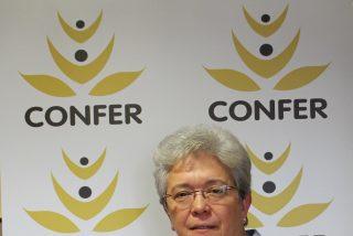 CONFER ratifica a Mª Rosario Ríos como presidenta