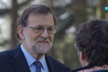 """Mariano Rajoy a Jordi Evole: """"No voy a dar un paso a un lado; yo no soy Artur Mas"""""""