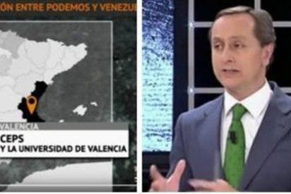 La trama valenciana de CEPS, la punta del iceberg del trinque de Podemos en Venezuela