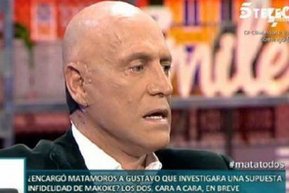 "Kiko Matamoros abandona completamente abatido el plató de 'Sálvame': ""Se acabó"""