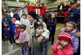 """El Papa aportará una """"significativa donación"""" a la colecta por Ucrania"""