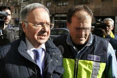 El 'extorsionador' Bernad falsificó el acta con la que Manos Limpias se personó en Nóos