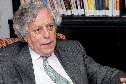 Miguel Ángel Aguilar manda a la 'mierda' a Pablo Iglesias por hacer esperar a los medios que le aguardaban