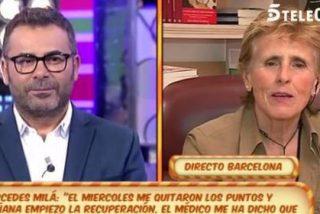 Jorge Javier Vázquez y Mila Ximénez defienden a Jiménez Losantos de los ataques de Mercedes Milá