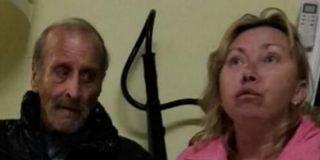 La rusa cocainómana despelleja a su marido en Mallorca y le da los jirones al perro