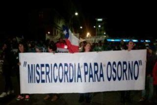 Un centenar de laicos peregrinan de Osorno a Valdivia para pedir la marcha de Juan Barros
