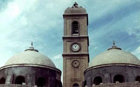 El Estado Islámico destruye una iglesia en Mosul