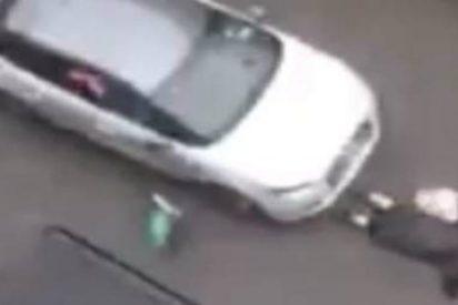 Los neonazis que aplastan a una musulmana con el coche en Molenbeek