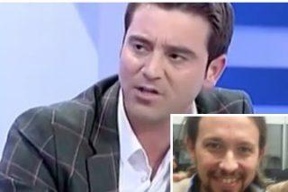"""El reportero acosado por podemitas por publicar las andanzas de Bódalo, señala al líder: """"Iglesias hace listas negras de periodistas"""""""