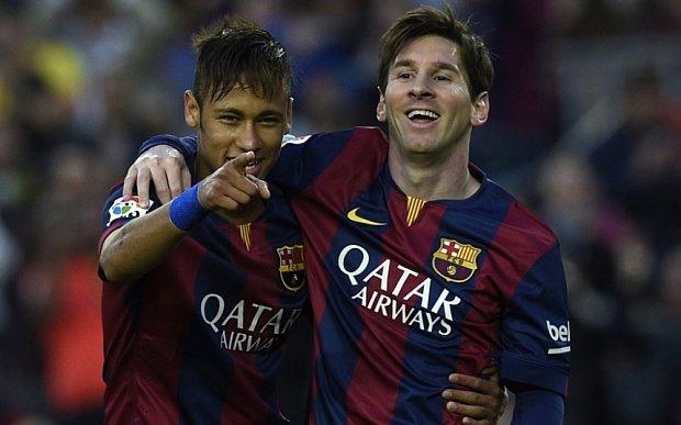 Messi puso a Neymar en su sitio y le demostró que no está a su altura