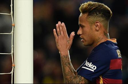 Neymar encuentra una coartada para justificar su salida del FC Barcelona