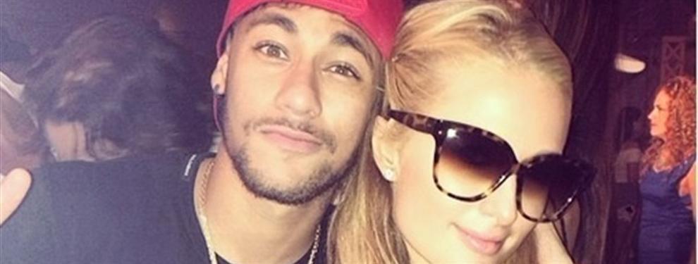 Neymar hace estallar el vestuario del Barça con su fiesta en Londres