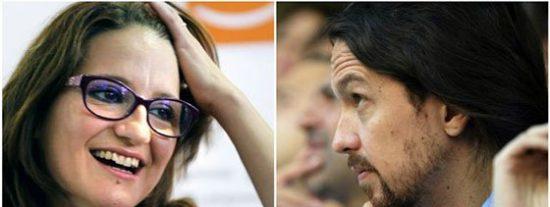 El ataque de la socia de Pablo Iglesias al líder de Podemos: