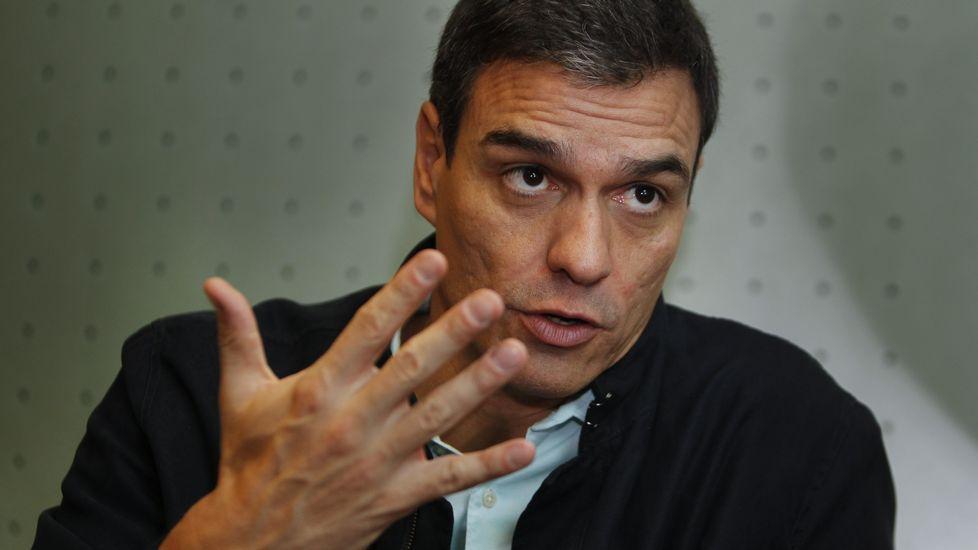 ¿Presionan los barones del PSOE a Pedro Sánchez para que facilite un Gobierno PP-Ciudadanos
