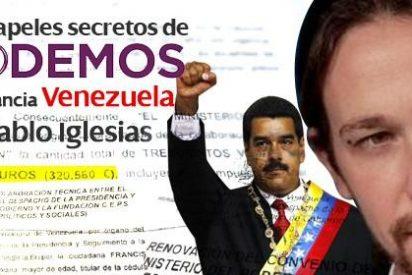 Así destapó Periodista Digital en 2013 la financiación de los torturadores chavistas a Podemos
