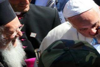 El Papa que predica con el ejemplo