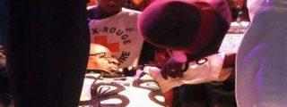 Así muere de un infarto en pleno concierto el rumbero Papa Wemba