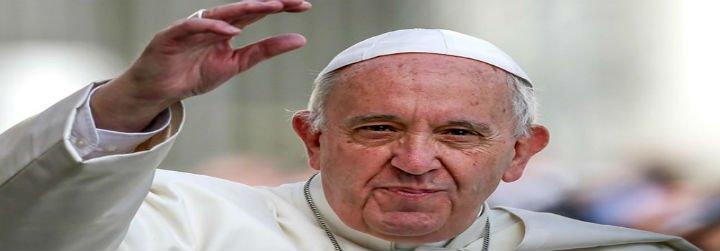"""Francisco, a los metodistas: """"Nuestra diferencia representa un obstáculo para amar del mismo modo"""""""