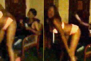 La depravada stripper contratada por una madre para el cumpleaños de su hijo... ¡de 8 años!
