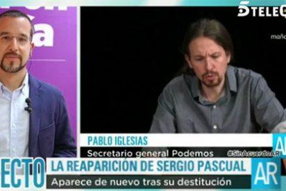 La herida que no cicatriza: Sergio Pascual ya no se calla ante las 'rajadas' de Iglesias sobre él