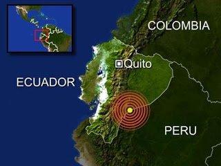 Misiones Diocesanas Vascas y Cáritas Euskadi canalizarán la ayuda a Ecuador