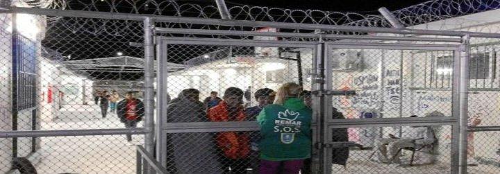 """""""Los refugiados aúllan y ladran, se sienten animales en el matadero"""""""