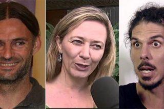 Las cámaras de seguridad del aeropuerto dejan como la 'chata' a la pretenciosa juez de Podemos
