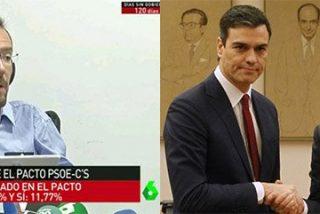 Finaliza la pantomima podemita: ocho de cada diez simpatizantes dicen no al acuerdo PSOE-Ciudadanos