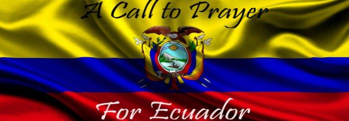 """Ecuador necesita """"comida, medicinas, mano de obra cualificada, psicólogos y médicos"""""""