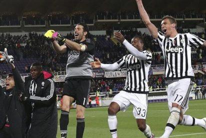 ¿Qué futbolistas han conquistado los últimos cinco 'scudettos' en la Juve?