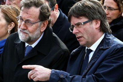 Hablando se entiende la gente: Rajoy y Puigdemont