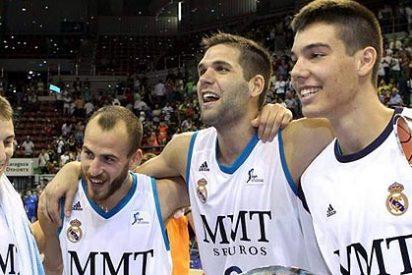 El Real Madrid gana a lo campeón al Khimki con defensa y un gran Jaycee Carroll