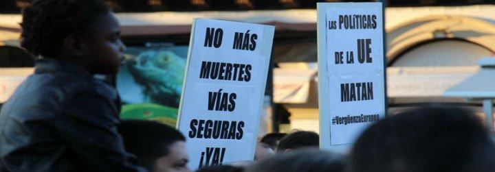 La Iglesia española exige a Rajoy que España frene la expulsión de refugiados a Turquía